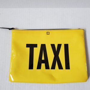 Kate Spade Taxi Off Duty Zip Pouch Clutch